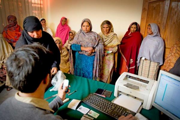 To expand financial inclusion, Pakistan's government is digitizing social safety net programs such as the Benazir Income Support Program, which provides 5.2 million women with technology-enabled payment cards.