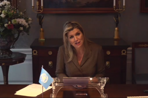 UNSGSA Queen Máxima Micropayments Gateway Launch Pakistan