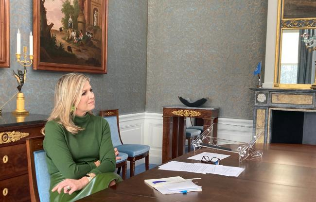 UNSGSA Queen Máxima Financial Health Working Group Remarks